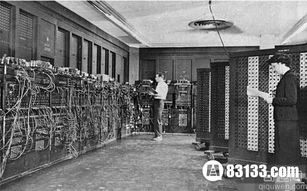 世界第一台电脑 诞生全过程