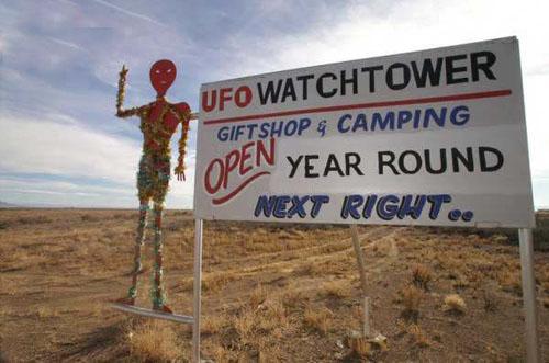 全球十大ufo基地