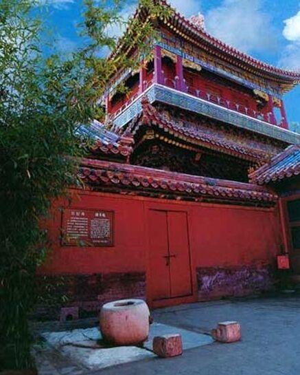 北京故宫里的珍妃井频现灵异事件