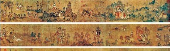 中国古代十大未解之谜 古墓长明灯不熄之谜