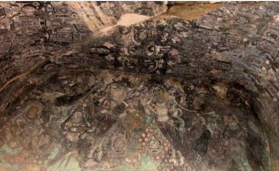 印度发现万年前神秘壁画,外星人曾造访地球?专家:可能来过