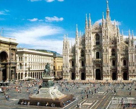 世界上最小的国家--梵蒂冈城国