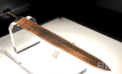 远古之谜:越王宝剑为何能几千年不锈