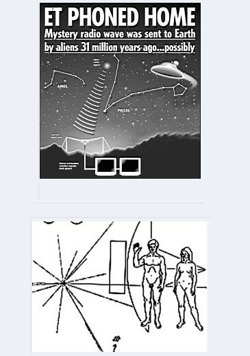 外星人发来神秘电波?