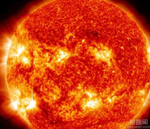 科学家更进一步的研究是如何太阳诞生的