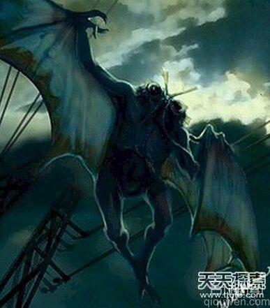 1926年中国境内发生目击天蛾人事件