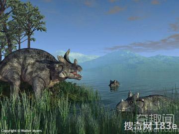 在恐龙之前,十种远古异兽