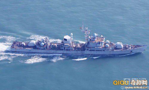 中国在东海海域测试超远程地波雷达