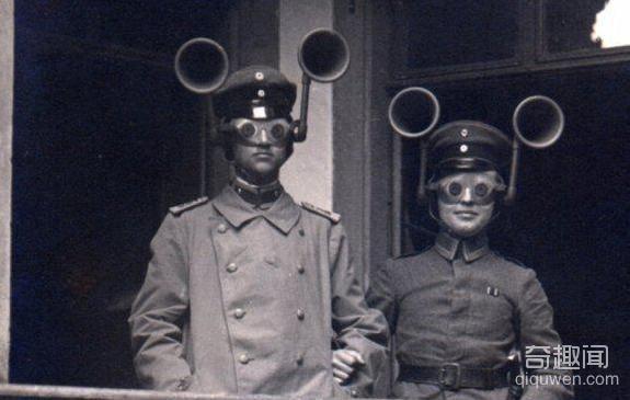 一战中那些匪夷所思的发明亮瞎眼,跟他们比起来我们还是太嫩了