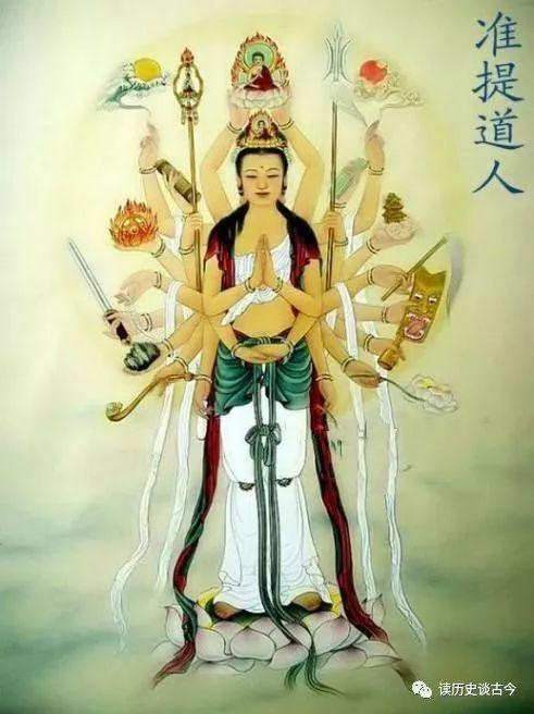封神:阐教三大师的原型真的是观音文殊普贤三位菩萨吗