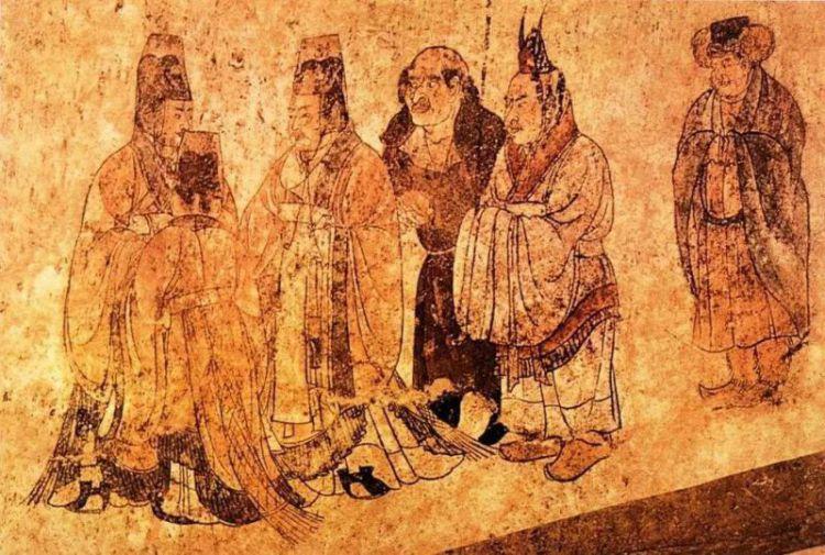 历史 | 古代官员是如何上下班的
