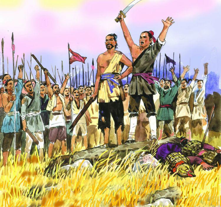 农民起义的带头人为何都不是农民?