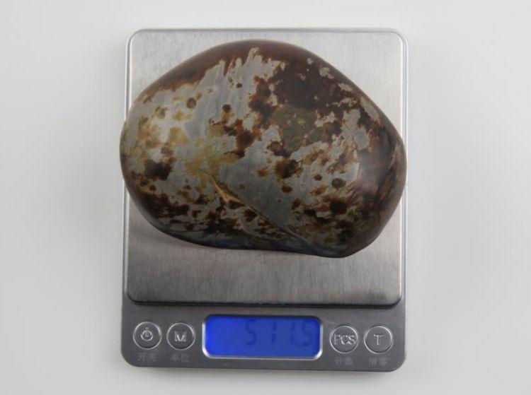鉴赏——镍铁陨石!