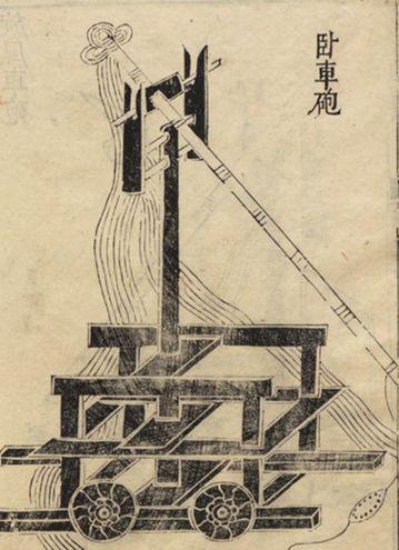 古代中国军事技术落后西方,比想象中晚得多