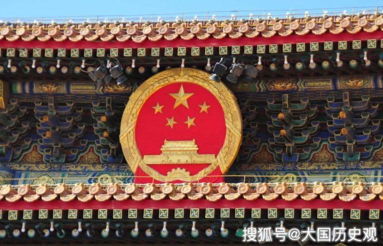 揭秘:天安门国徽背面有8个人名,为何会写在上面?看完涨知识了