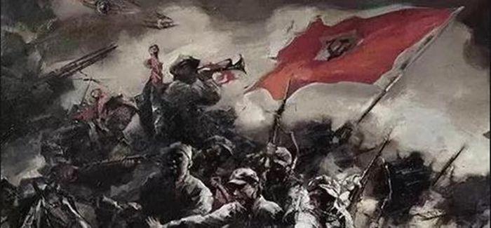 血色湘江,红军长征路上最悲壮的一页