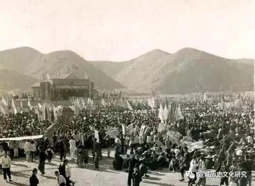 宣城县反右派运动始末(上)