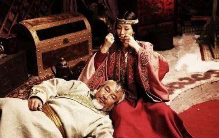 成吉思汗被梦惊醒,第二天:把身边的妃子赐给了门外的保卫
